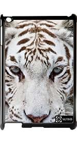 Coque Ipad 2/3/4 – Tigre Royal Blanc - ref 665