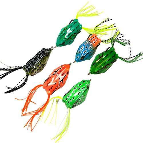 ouneedr-lure-fishing-6-pcs-colore-peche-grenouille-forme-leurre