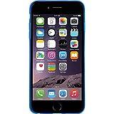 PhoneNatic Apple iPhone 6s Plus / 6 Plus Hülle Silikon blau Slimcase Case iPhone 6s Plus / 6 Plus Tasche + 2 Schutzfolien - 2