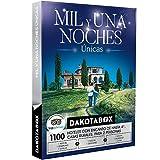 DAKOTABOX - Caja Regalo - MIL Y UNA NOCHES ÚNICAS - 1100 hoteles con encanto de hasta 4* en España, Francia, Portugal, Bélgica e Italia