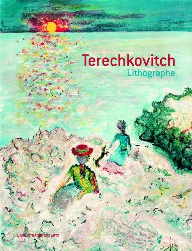 Terechkovitch lithographe par France Terechkovitch