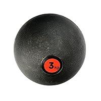 Reebok RSB-10229 3 kg Slam Ball - Black