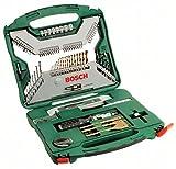 Bosch DIY 100tlg. X-Line Titanium-Bohrer- und Schrauber-Set