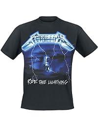 Metallica Ride The Lightning T-Shirt Black 4XL