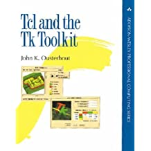 Tcl and the Tk Toolkit by John K. Ousterhout (1994-04-10)