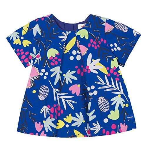 Catimini Baby - Mädchen Cn19043 T-Shirt, Blau (Royal Blue 45), 18-24 Monate (Herstellergröße: 2A) -