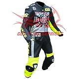 Getit, tuta intera in pelle da motociclismo, tuta Valentino Rossi Moto GP