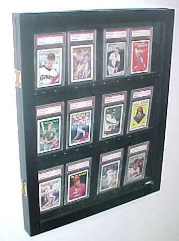 Preisvergleich Produktbild 12 PSA Graded Card Display Case 12 by Pennzoni Display