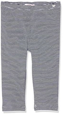 ESPRIT Mädchen Legging, Blau (Navy 490), 128