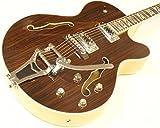 Diamonds guitare jazz rockabilly palissandre avec système vibrato bigsby style