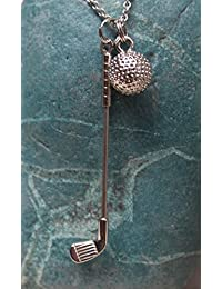 Golf Halskette