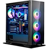 HARDITAL PC Gaming montado completo procesador Intel Core i9 10900 K 10 Core 3.7 – 5.3 GHz / RAM 32 GB DDR4 / SSD 1 TB/HD 4 T