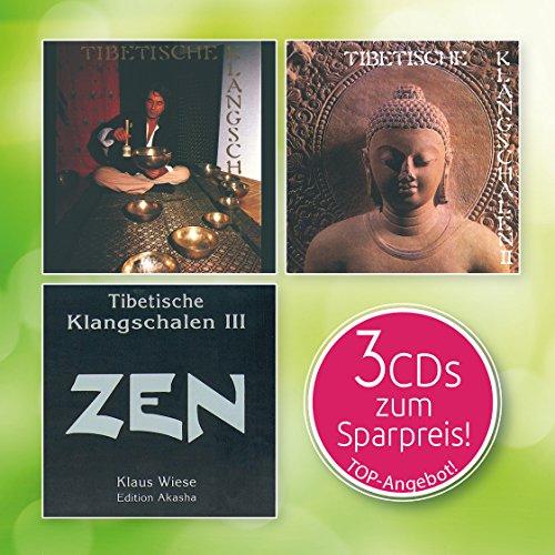 Tibetische Klangschalen 1+2+3 [3CD-Set]