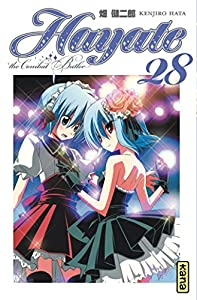 Hayate The combat butler Edition simple Tome 28