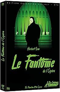 Le Fantôme de l'Opéra [Édition Collector Blu-ray + DVD] [Combo Collector Blu-ray + DVD]