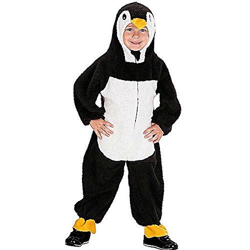 Widmann 1981A, Klein Kinderkostüm Pinguin in der Größe 104 cm für 2-3 Jahre