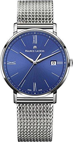 Maurice Lacroix Eliros EL1087-SS002-410-1 Orologio da polso uomo piatto & leggero