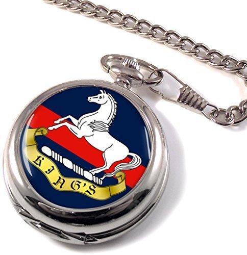 Regimiento del Rey (Liverpool) Full Hunter reloj de bolsillo