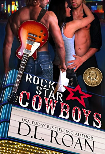 Rock Star Cowboys (The McLendon Family Saga Book 3) (English Edition) (Cowboys-star)