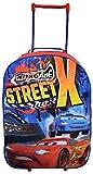 Speelgoed DSC6-8053 - Cars Nitroade Trolley-Tasche