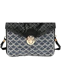 Hawai Stone Work Sling Bag For Girls