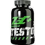ZEC+ TESTOSTERON Booster | Steigerung der körpereigenen Hormonproduktion | Männlichkeitshormon | TESTO | Kraft | Ausdauer | Fettverbrennung | Muskelwachstum | 120 Kapseln