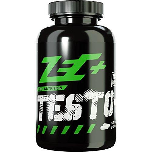 Zec+ Nutrition Testo+