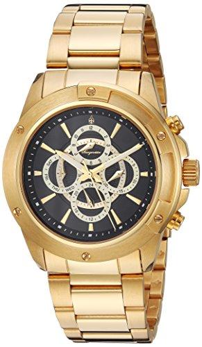 Burgmeister BM341-229 - Reloj de pulsera hombre, color Oro
