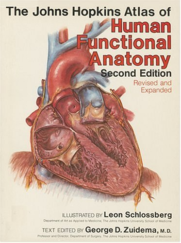 The Johns Hopkins Atlas of Human Functional Anatomy by Leon Schlossberg (Johns Hopkins Atlas)