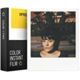 Impossible - 4520 - Nouveau : pellicule couleur pour Appareil Impossible I-type (9001) - cadre blanc - 8 feuilles par boîte