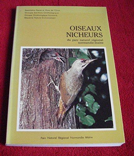 Oiseaux nicheurs du Parc naturel régional Normandie-Maine par Association Faune et flore (Broché)