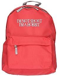 92435bfc41 HippoWarehouse I M NOT SHORT I M A HOBBIT backpack ruck sack Dimensions
