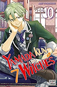 Yamada Kun & the 7 Witches Edition simple Tome 10