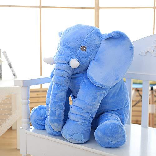 Fenghong Almohada de Elefante, Habitación de los niños Decoración de la Cama...