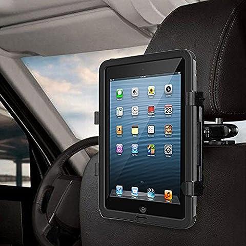 Racksoy - Soporte para coche para tablets de 7 a 10,5