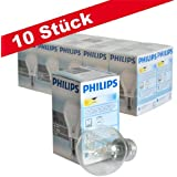 Philips Glühlampe, 40W, Klar, Birnenform, 10 Stück, 926000000885