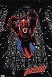 Close Up Daredevil Poster - Poster Großformat (68,5cm x 101,5cm)