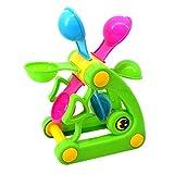 Homyl Sandmühle Wassermühle Strandspielzeug Wasserspielzeug für