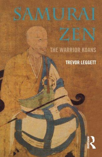 Samurai Zen: The Warrior Koans por Trevor Leggett