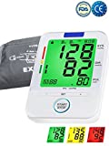 Best Bp Monitors - Arm Blood Pressure (BP) Monitor - Colour Coded Review