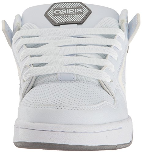 Scarpe Osiris: Pxl WH White/Gray/White