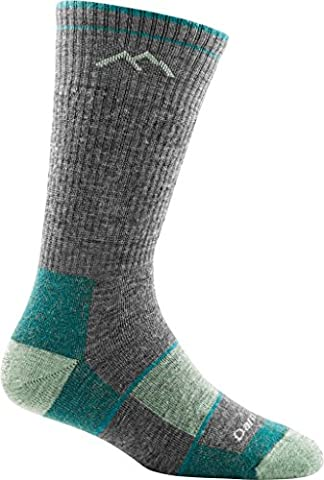 Darn Tough Vermont Hiker Boot Full Cushion Sock - Slate Grey M