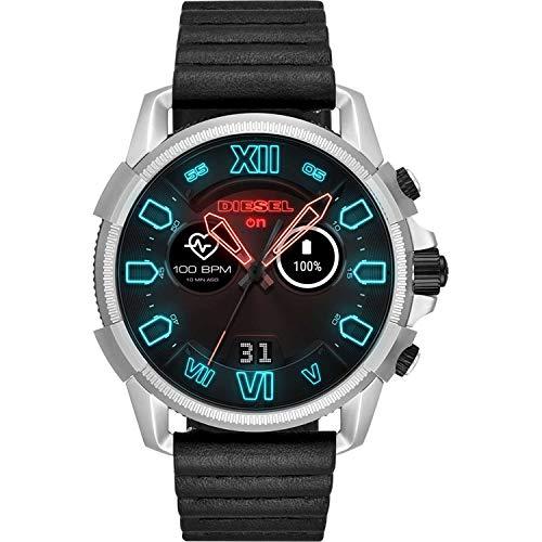 Foto Diesel Smartwatch Uomo con Cinturino in Pelle DZT2008