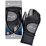 Orlimar Herren Winter Performance Fleece Golf Handschuhe (Paar), schwarz, L