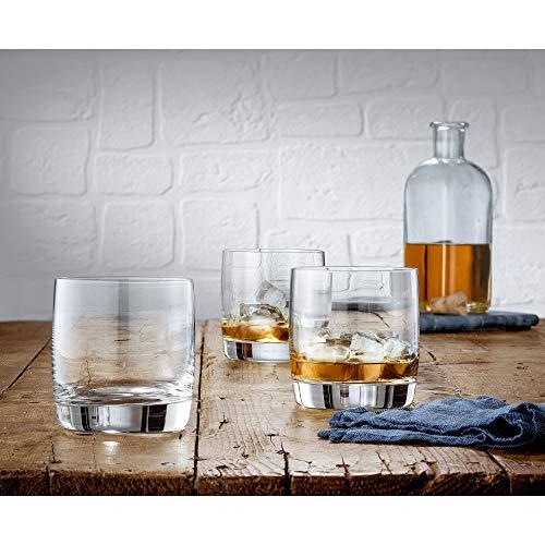WMF Easy Whiskyglas Set 6-teilig 300ml Tumbler Whiskybecher spülmaschinengeeignet bruchsicher - 4