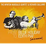 From Billie Holiday To Edith Piaf - Live In Marciac