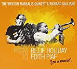 from Billie Holiday to Edith Piaf: Live At Marciac (2 CD)