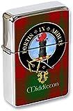 MIDDLETON écossais BLASON DE CLAN briquet à capuchon amovible Boîte de cadeau