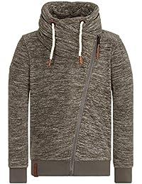 Naketano Male Zipped Jacket Gnadenlos durchgerattert II