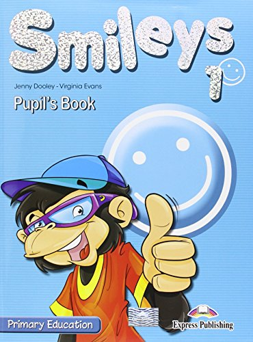 Smileys 1 Pupil's Pack: Pupil's book and Explore and more